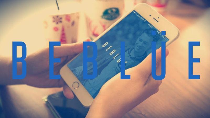 beblue aplicativo